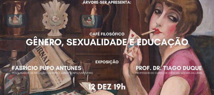 Impróprias participará do Café Filosófico no SESC Cultura MS